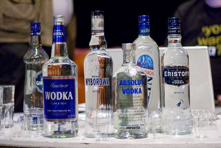 Vodka - as long as it's sealed tightly, it can be stored for a long time!