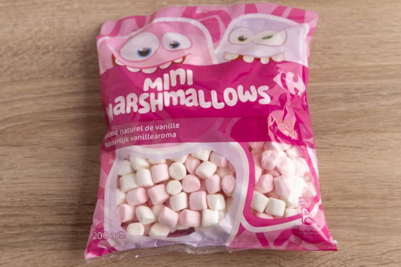Bag of marshmallows