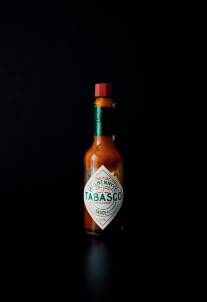 Bottle of Tabasco