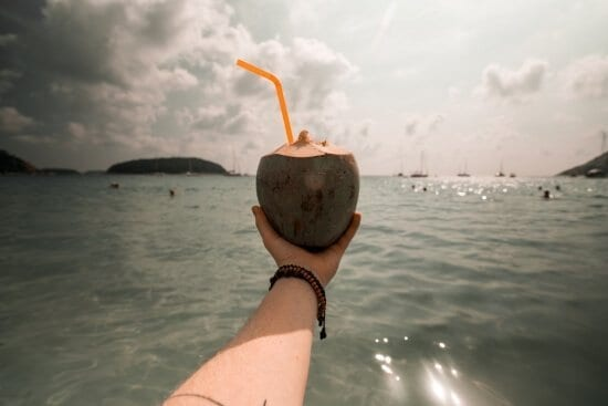 Coconut ready to drink