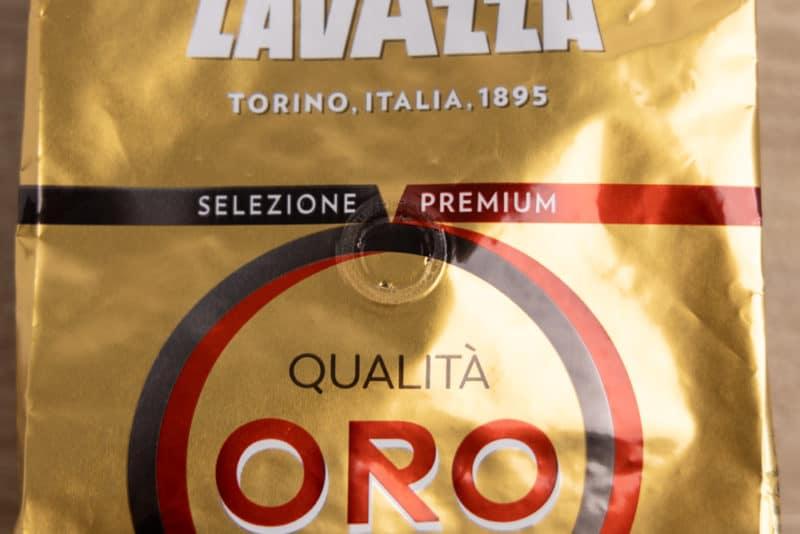 Coffee bag release valve