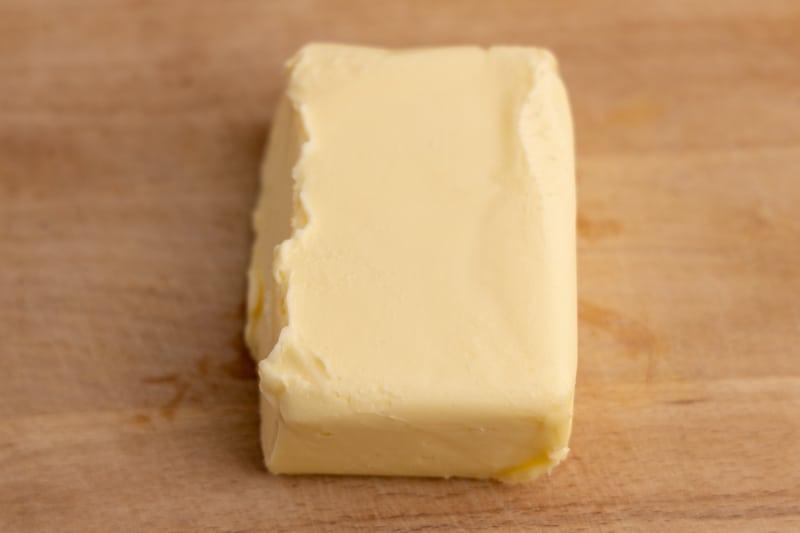 Half a stick of butter