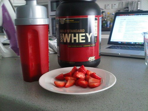 Post Workout Nutrition