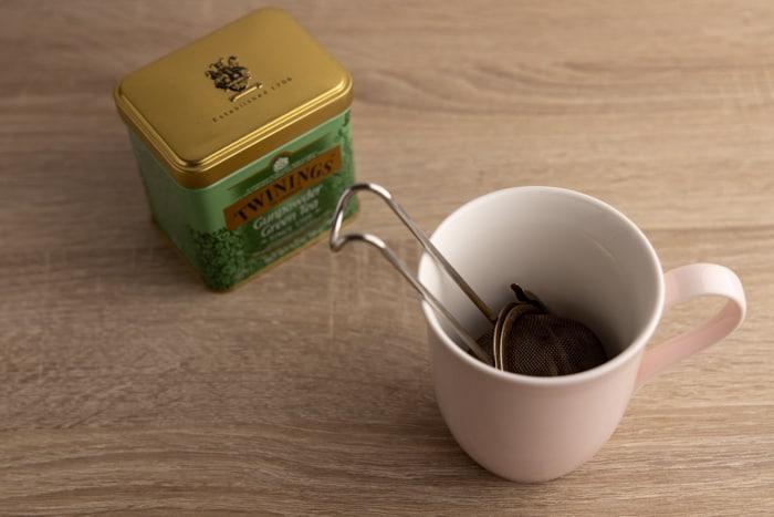 Prep for brewing tea