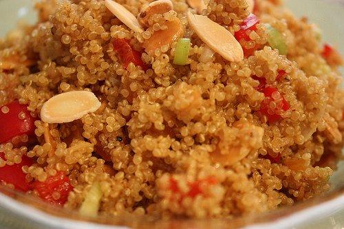 Quinoa bad