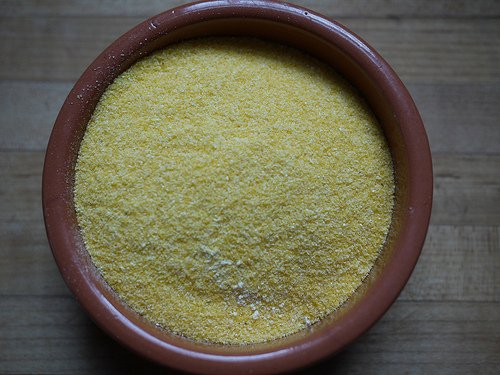 A Bowl of Cornmeal
