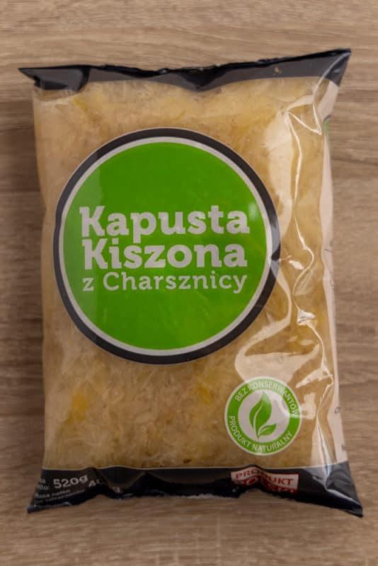 Sauerkraut bag