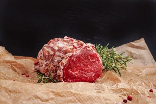 Uncooked ham